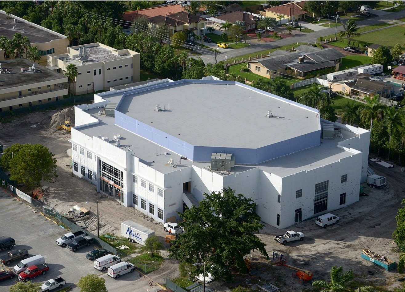Florida Memorial University Wellness Center Structural Engineering Division Miami Gardens, FL
