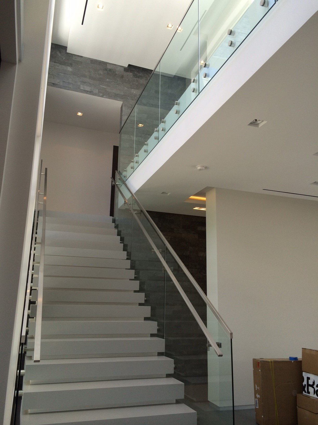 13-291 Los Pinos Circle Shop Dwgs Glass Railing Glass Railings of Miami Coral Gables 01